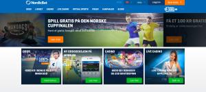 nordicbet betting